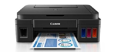 Multifuncional Canon PIXMA G2100, Color, Inyección, Tanque de Tinta, Print/Scan/Copy