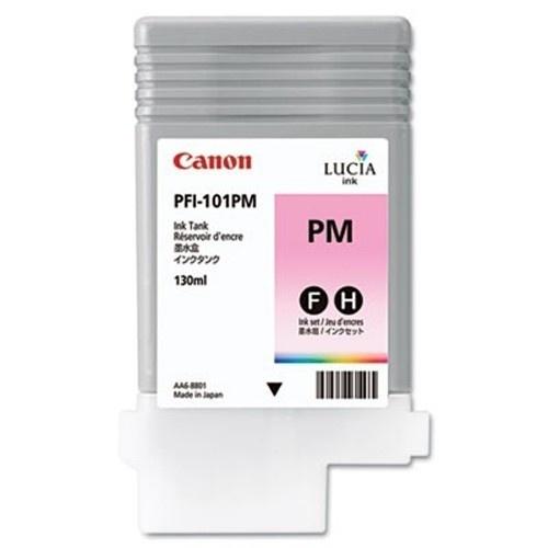 Tanque de Tinta Canon PFI-101PM Magenta Fotográfica