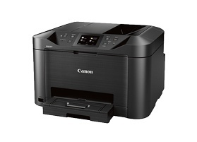 Multifuncional Canon MAXIFY MB5110, Color, Inyección, Inalámbrico, Print/Scan/Copy/Fax