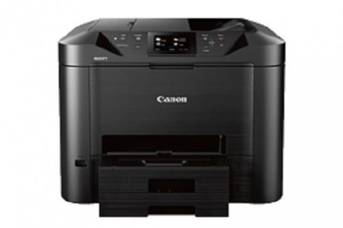 Multifuncional Canon MAXIFY MB5410, Color, Inyección, Tanque de Tinta, Inalámbrico, Print/Scan/Copy/Fax