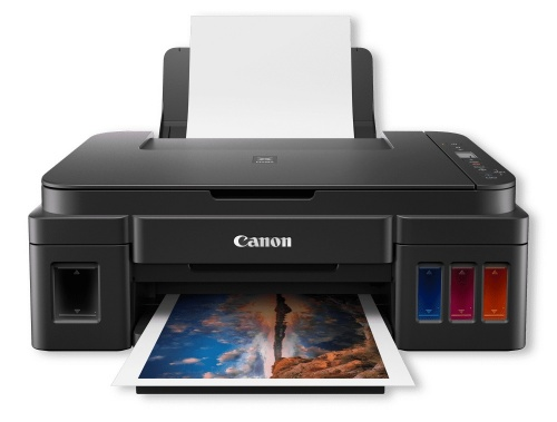 Multifuncional Canon Pixma G2110, Color, Inyección, Tanque de Tinta, Print/Scan/Copy