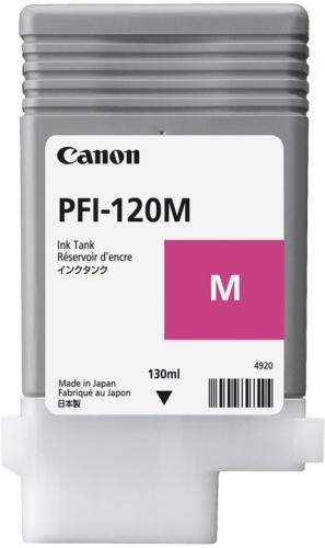 Cartucho Canon PFI-120 Magenta, 130ml