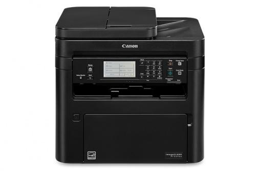 Multifuncional Canon imageCLASS MF269dw, Blanco y Negro, Láser, Inalámbrico, Print/Scan/Copy/Fax