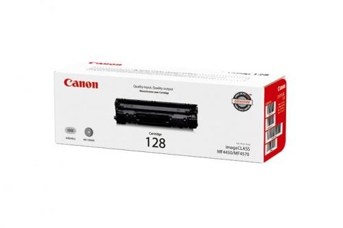 Toner Canon 128 Negro, 2100 Páginas
