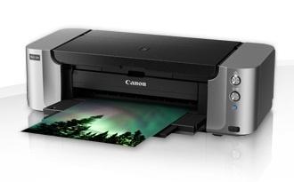 Canon PIXMA PRO-100, Color, Inyección, Inalámbrico, Print