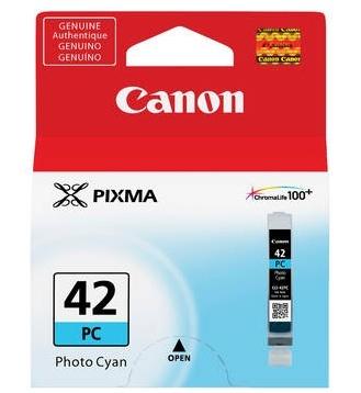 Tanque de Tinta Canon CLI-42PC Cyan Fotográfico