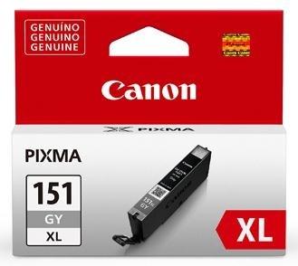Tanque de Tinta Canon CLI-151 XL Gris 11ml
