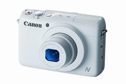 Cámara Digital Canon PowerShot N100, 12MP, Zoom óptico 5x, Blanco