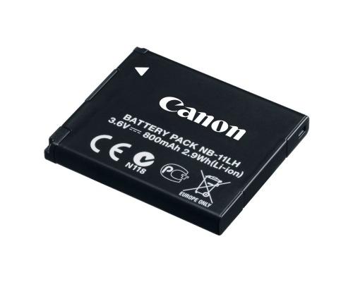 Canon Batería NB-11LH, 3.6V, 800mAh, para Elph 360/180/190
