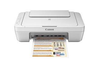 Multifuncional Canon PIXMA MG2510, Color, Inyección de Tinta, Print/Scan/Copy