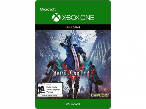 Devil May Cry 5, Xbox One ― Producto Digital Descargable