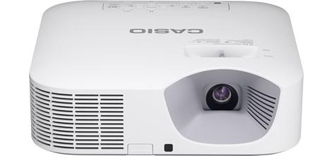 Proyector Casio XJ-F210WN DLP, WXGA 1280x800, 3500 Lúmenes, Blanco