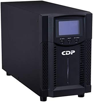 No Break CDP UPO11-1AX Doble Conversión, 900W, 1000VA, Entrada 60 - 144V, Salida 110 - 120V, 6 Contactos
