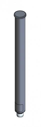 Cisco Antena Omnidireccional AIR-ANT2568VG-N, 8dBi, 2.4/5GHz
