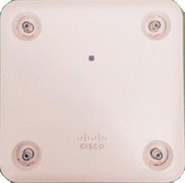 Access Point Cisco Aironet 1850, 2000 Mbit/s, 1x USB, 2x RJ-45, con 4 Antenas de 6dBi