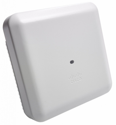 Access Point Cisco Aironet 3800, 2304 Mbit/s, 2x RJ-45, 2.4/5GHz, Antena Integrada de 6dBi