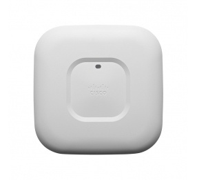 Access Point Cisco de Banda Dual Aironet 2702i, 450 Mbit/s, 1x RJ-45, 2.4/5GHz, 4 Antenas de 6dBi