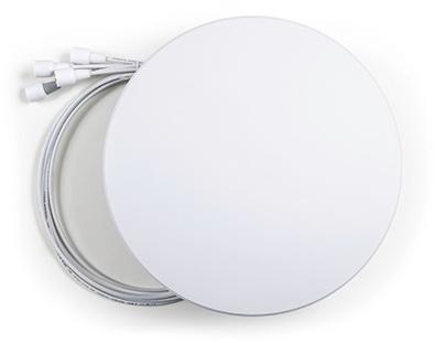 Cisco Meraki Antena Omnidireccional MA-ANT-3-C6, 4.9dBi, 2.4/5GHz
