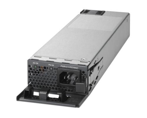 Cisco Fuente de Poder AC Config 1 para Cisco Catalyst 3850, 350W