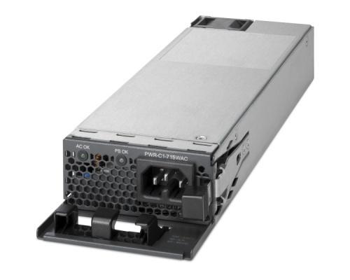 Cisco Fuente de Poder AC Config 1 para Cisco Catalyst 3850, 715W