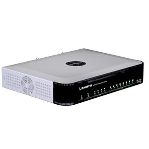 Cisco Gateway para Teléfono IP SPA8000, 1x RJ-45, 8x RJ-11 FXS