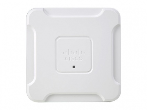 Access Point Cisco de Banda Dual WAP581, 2500Mbit/s, 2x RJ-45, 2.4/5GHz, 4 Antenas de 6.23dBi
