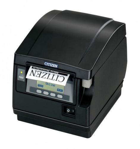 Citizen CT-S8551, Impresora de Tickets, Térmica Directa, USB, 203 x 203DPI, Negro