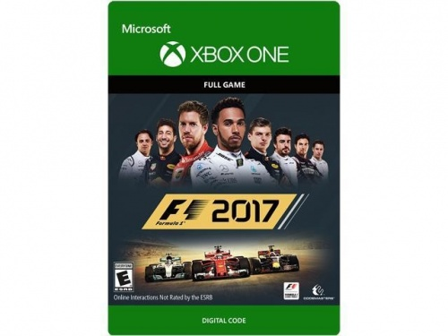 F1 2017, Xbox One ― Producto Digital Descargable