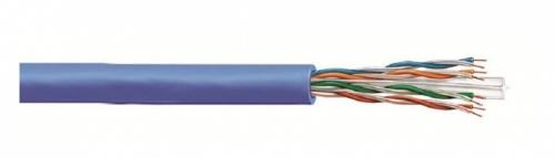 CommScope Bobina de Cable Cat6 UTP, 305 Metros, Azul