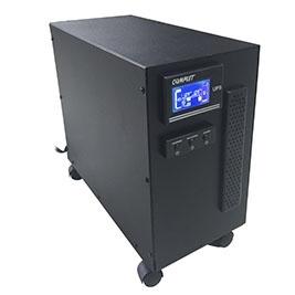 No Break Complet ST 1000 UPS-1-030, 800W, 1000VA, Entrada 55 - 150V, Salida 120V, Torre