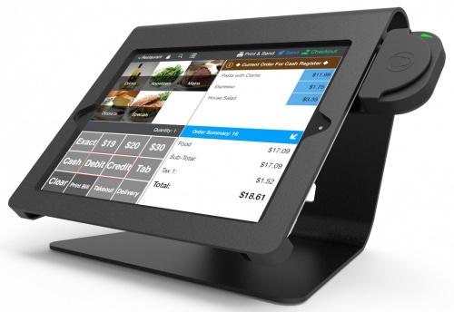 """Compulocks Soporte para Tablet Nollie para iPad Air/Air 2/ Pro 9.7"""", Negro"""
