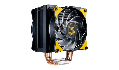 Disipador CPU Cooler Master Master Air, 120mm, 650 - 2000 RPM, Negro