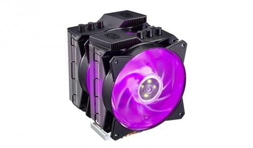 Disipador CPU Cooler Master MasterAir MA620P RGB, 120mm, 600 - 1800RPM