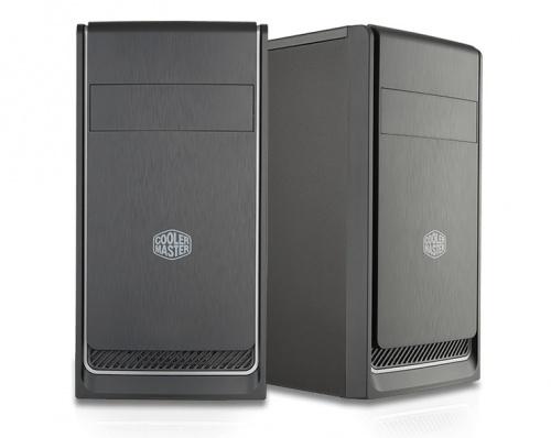 Gabinete Cooler Master MasterBox E300L, Mini-Tower, micro-ATX/mini-ITX, USB 3.1, sin Fuente, Negro