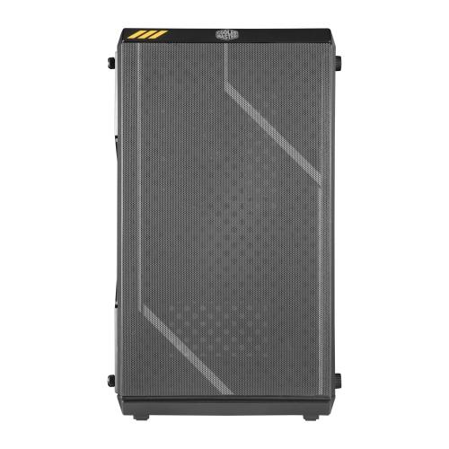 Gabinete Cooler Master MasterBox Q300L TUF con Ventana, Mini-Tower, Micro-ATX/Mini-ITX, USB 3.1, sin Fuente, Negro
