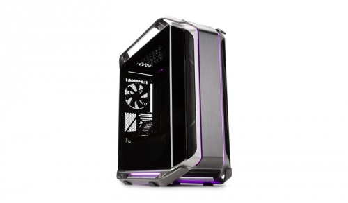 Gabinete Cooler Master Cosmos C700M con Ventana LED RGB, Full-Tower, ATX/EATX/Micro-ATX/Mini-ITX, USB 3.0, sin Fuente, Negro