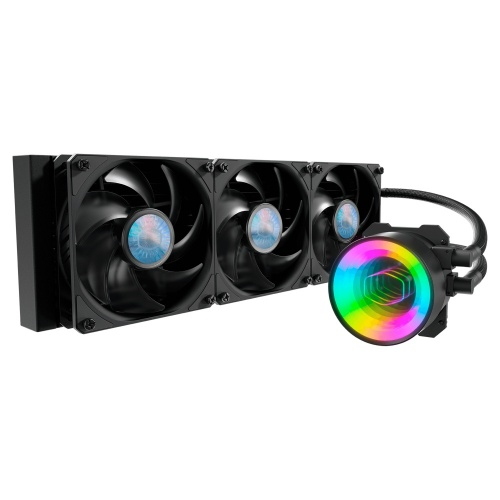 Cooler Master MasterLiquid ML360 Mirror Enfriamiento Liquido para CPU, 3 x 120mm, 650 x 1800RPM
