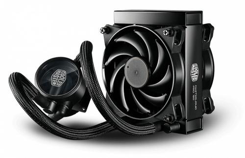 Cooler Master MasterLiquid Pro 120 Enfriamiento Líquido para CPU, 120mm, 500-2000RPM