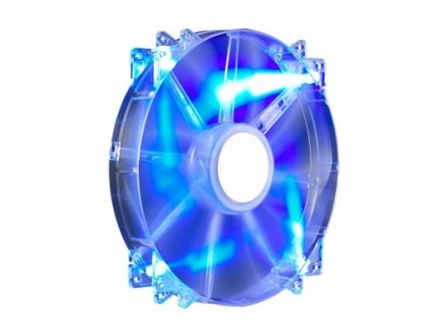 Ventilador Cooler Master MegaFlow 200, 200mm, 700RPM, Azul
