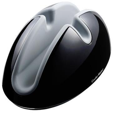 Cooler Master Base ROC para Apple MacBook/iPad, Negro/Gris
