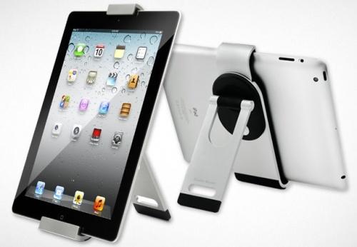 Cooler Master Base REN 360º para iPad, Plata