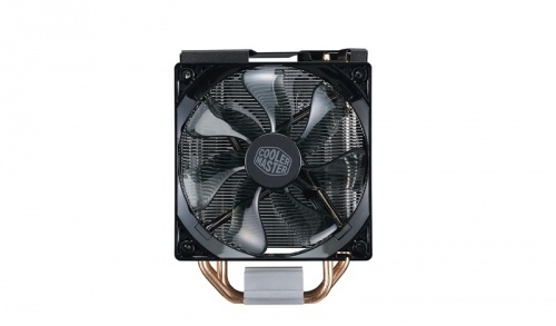 Disipador CPU Cooler Master Hyper 212 LED Turbo, 120mm, 600-1600RPM, Negro