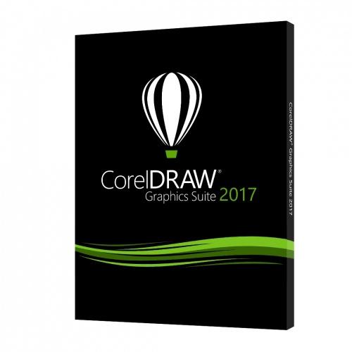CorelDraw Graphics Suite 2017, 1PC, 1 Año, Windows