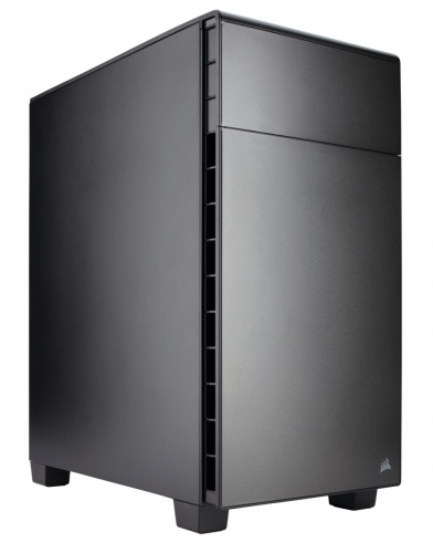 Gabinete Corsair Carbide Quiet 600Q Invertido, Full-Tower, ATX, USB 2.0/3.0, sin Fuente, Negro