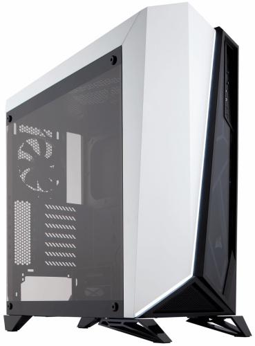 Gabinete Corsair Carbide SPEC-OMEGA con Ventana, Midi-Tower, ATX/Micro-ATX/Mini-ITX, USB 3.0, sin Fuente, Negro/Blanco