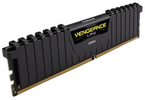 Kit Memoria RAM Corsair Vengeance LPX DDR4, 3200MHz, 16GB (2 x 8GB), Non-ECC, CL16, XMP, 1.35v