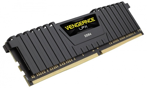 Memoria RAM Corsair Vengeance LPX Black DDR4, 2400MHz, 8GB, CL14
