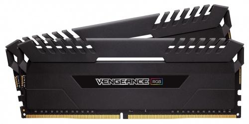 Kit Memoria RAM Corsair Vengeance DDR4, 3000MHz, 16GB (2 x 8GB), Non-ECC, CL15, 1.35v