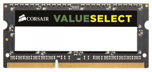 Memoria RAM Corsair DDR3, 1333MHz, 4GB, CL9, SO-DIMM