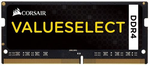 Memoria RAM Corsair DDR4, 2133MHz, 4GB, CL15, SO-DIMM